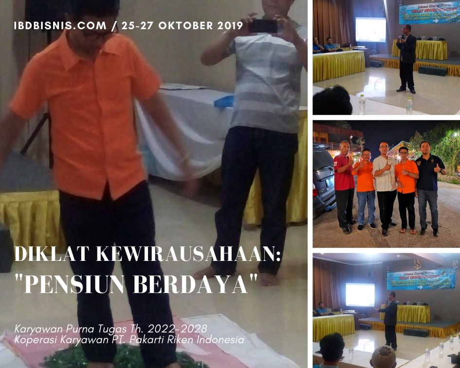 Koperasi PT. Pakarti RIKEN Indonesia, Engine & Automotive Leading Industry